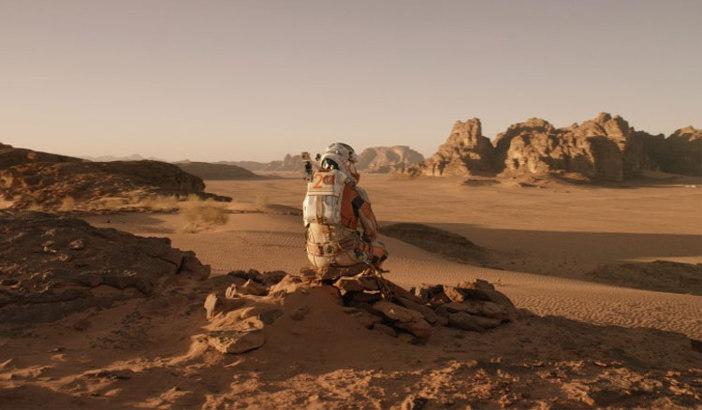 Seul sur Mars avec Matt Damon