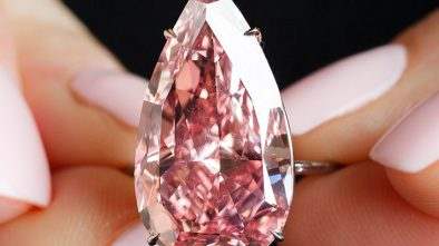 Unique Pink - Diamant rose